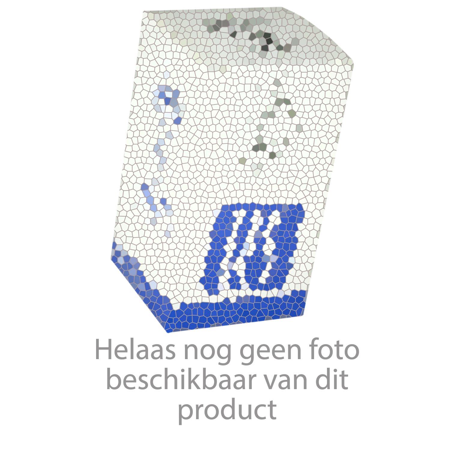 Gessi aansluitslang Ø6/Ø10 M8X1 H=18MM F 3/8'' L=450MM BLU Artikelnummer 01326.031